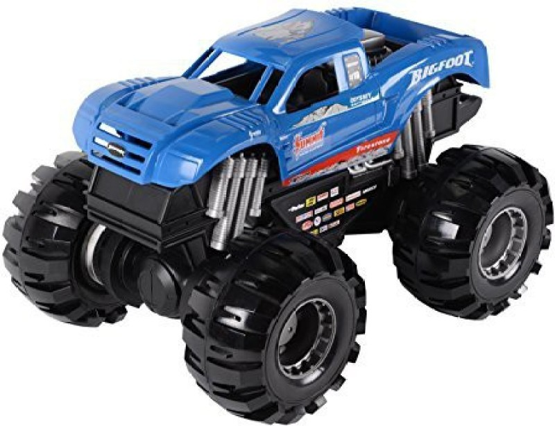 Toystate State Road Rippers Light And Sound Big Foot Outdoor(Blue)