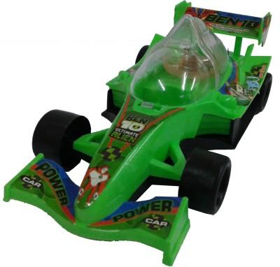 Fab5 Formula Car