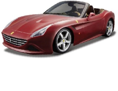 Bburago Ferrari California-T Open Top 1:24 Die-Cast Scale Model