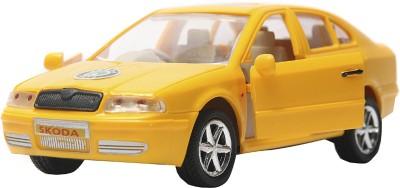 Centy Centy Skoda Yellow