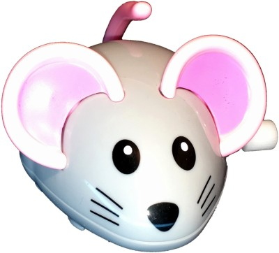 Mamaboo Wind-Up Mouse - Set of 3 (Colors as per Availability)