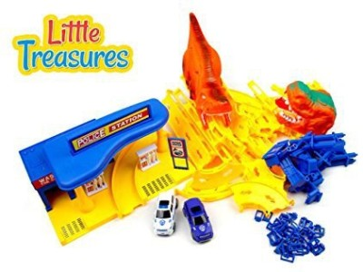 Little Treasures Crazy Cop