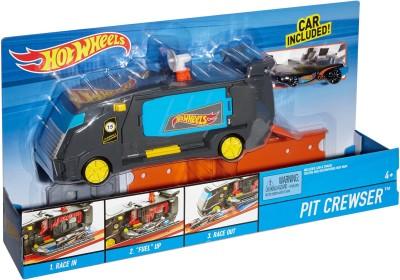 Hotwheels Pit Crewser