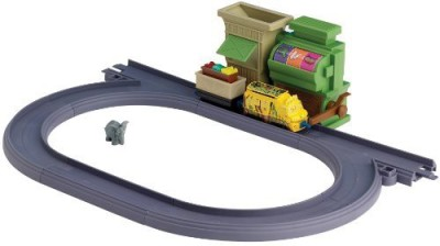 Tomy Chuggington Diecast Badge Quest Safari Training Playset