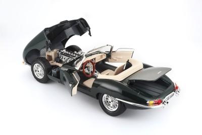 Bburago 1961 Jaguar