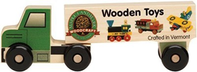 Maple Landmark Woodensemitruck Made In Usa