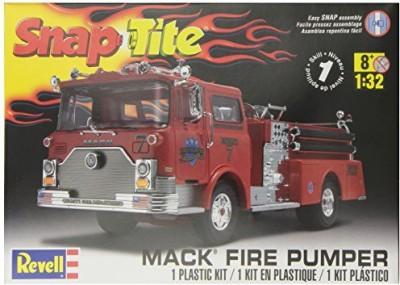Revell 132 Mack Fire Pumper