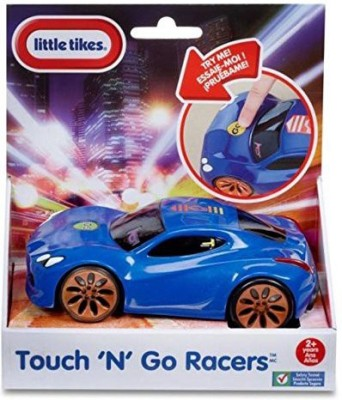 Little Tikes Touch N, Go Racers Blue Sportscar