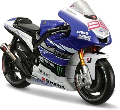 Maisto 1:10 Yamaha Factory Racing Diecast Motorcycle