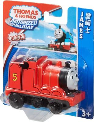 Thomas & Friends Motorized Railway - James
