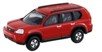 Tomica Takara Tomy Nissan Xtrail Red 0758