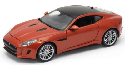 Welly Jaguar F-Type Coupe