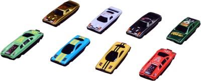 Fab5 Super Racer Car - Set of 25