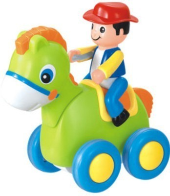 ChildrenToyWorld Swing Animal Smart Pony Horse