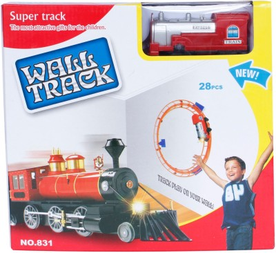 Buds N Blossoms Wall Track Set