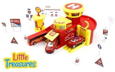 Little Treasures Fire Brigade Emergency Response Centre