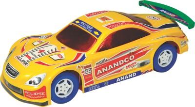Tomafo ANAND MOTOR RALLY CAR