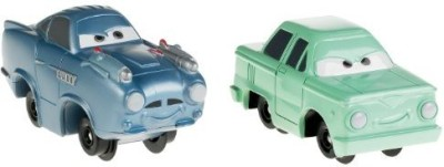 Fisher-Price Geotrax Disney/Pixarcars 2 Petrov Trunkov And Talking Finn