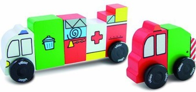 Vilac Magnetic Trucks Ba