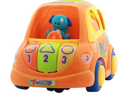 Lovely Collection Cartoon Toy Car