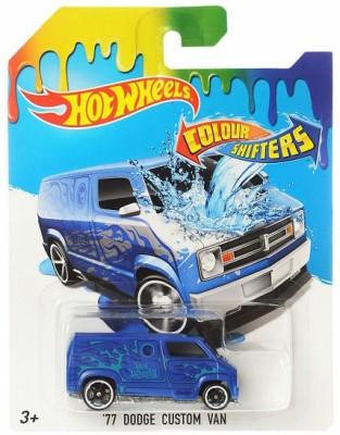 HotWheels Color Shifters 77 Dodge Custom Van BHR15