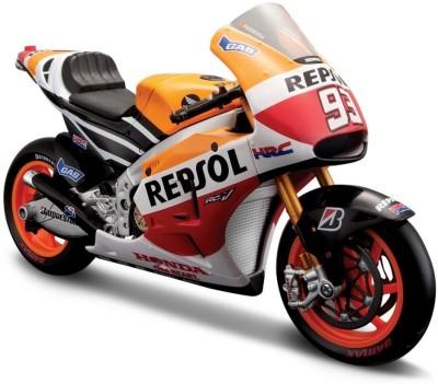 Maisto 2014 Repsol Honda Moto GP Rider Marc Marquez Scale 1:18