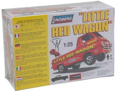 Lindberg Dodge Little Red Wagon