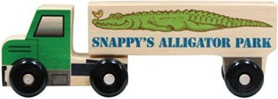 Maple Landmark Snappy,S Alligator Park Semitruck Made In Usa