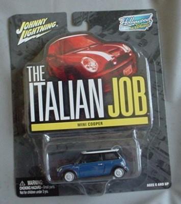 Playing Mantis Johnny Lightning Hollywood On Wheels The Italian Job Mini