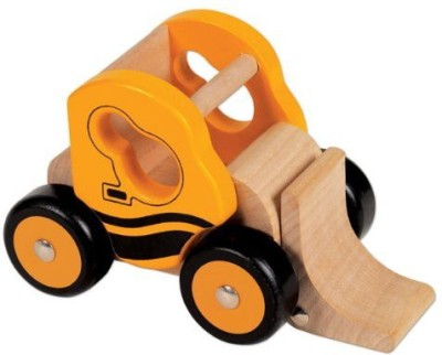 Ryans Room Smal Worldryan,S Room City Service Wooden Bulldozer