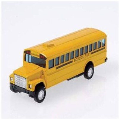 US Toy Die Cast Metal School Bus5