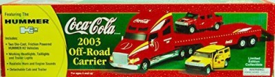 Coca-Cola Offroad Carrier 2003