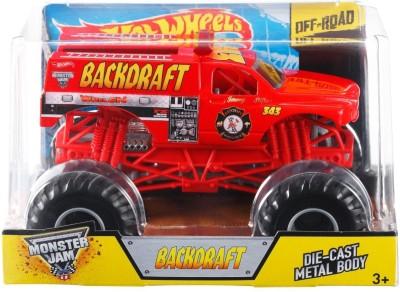 Hot Wheels Monster Jam Backdraft