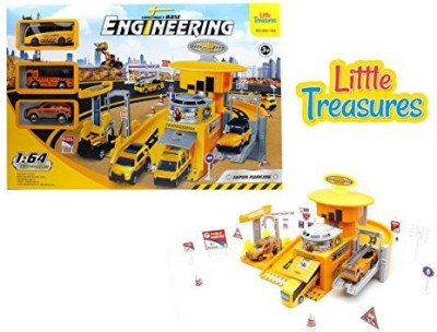 Little Treasures Construct Base Engineering Toy