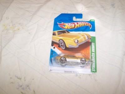 Hot Wheels 2011 Studebaker Avanti Treasure Hunt 5 Of 15