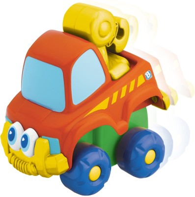BKids Early Start Push N Go Tow Truck Educational Toy for Toddlers
