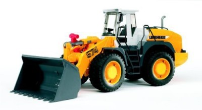 Bruder Toys Liebherr Articulated Road Loader L 574