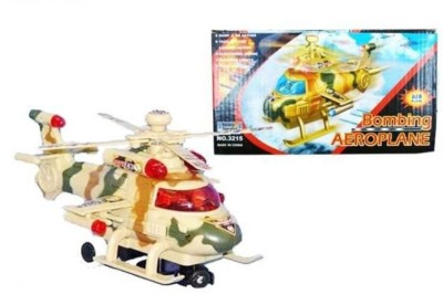 New Pinch Fighter Helicopter Battery Operated