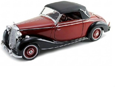 Signature Models 1950 Mercedes Benz 170S Cabriolet 1:18