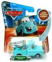 Disney Pixar Disney/Pixar Cars Lenticular Eyes Series 2 Brand New Mater(Blue)