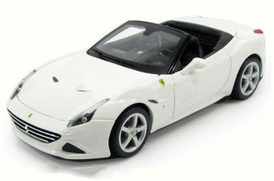 Bburago Ferrari California T Open Top 1/24 Diecast Model Car