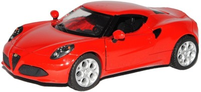 Newray Alfa Romeo 4C City Cruiser 1:32