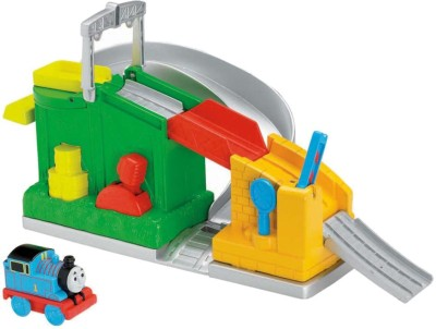 Fisher-Price Thomas And Friends The Train Action Tracks