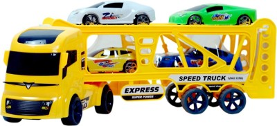 Montez Transport Express Truck