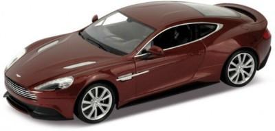 Welly 1:24 Die Cast Aston Martin Vanquish, Bronze