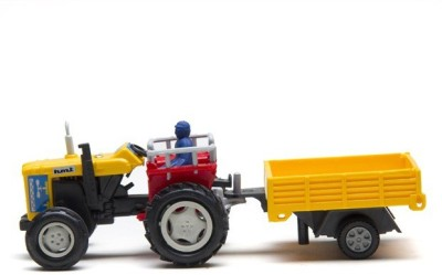 A R ENTERPRISES Tractor With Trolley