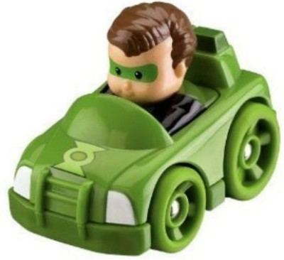 Fisher-Price Dc Super Friends Green Lantern Wheelies
