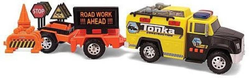 Funrise Tonka Roadway Rigs Road Crew(Multicolor)