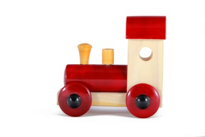 Adaa Channapatna Train Engine Wooden Toy