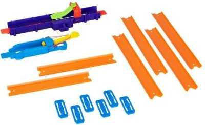 Hot Wheels Track Builder Essentials Launch Pack